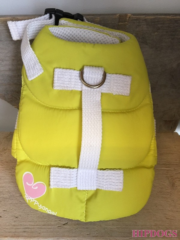 Puppy Angel Water Babies life jacket, Lime