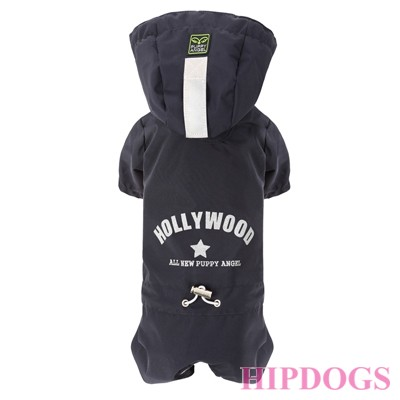 Puppy Angel Multi Protect Raincoat navy