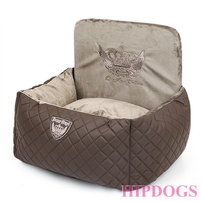 Autostoel - Angione (TM) driving kit, - puppy angel Brown
