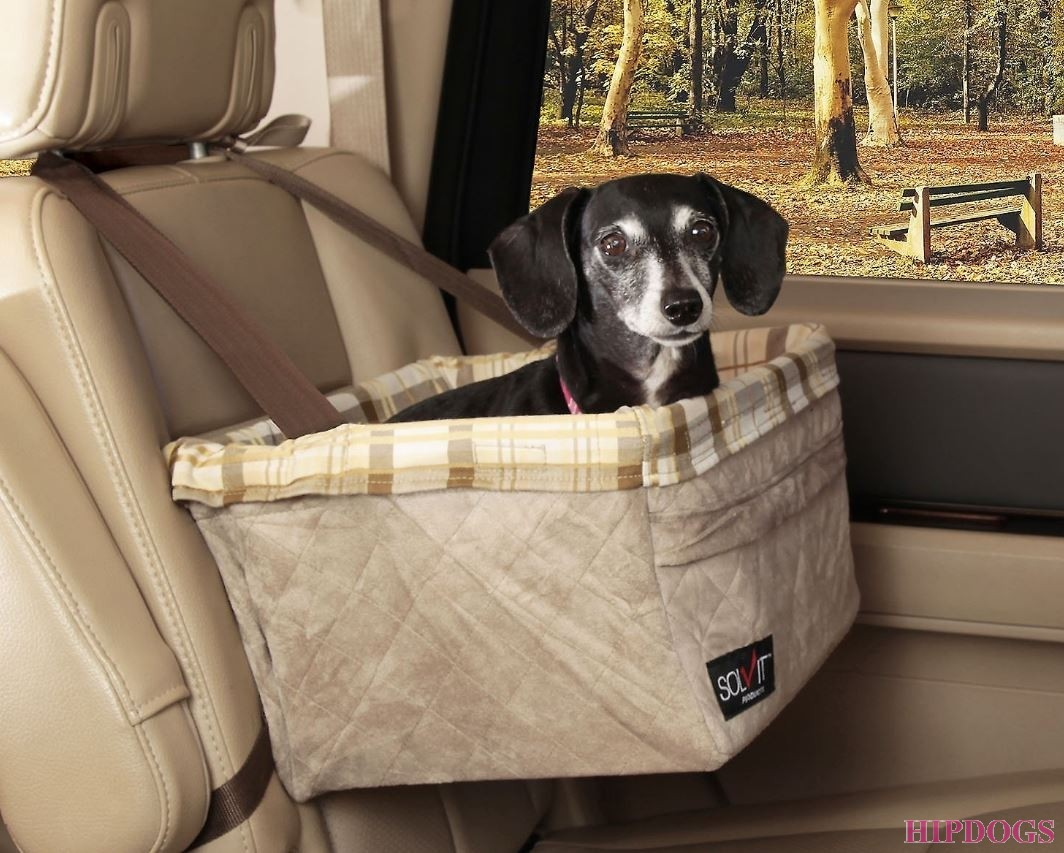 Pet Booster Seat De luxe Large