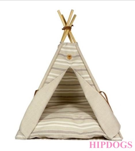 Camel striped  Tipi