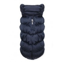 Puppy Angel Luxury FDJ(Faux Goose Down) Padded Vest navy