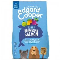Edgard&Cooper Yummy Norwegian Salmon 2,5 kg www.hipdogs.nl