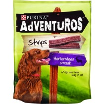 Purina Adventuros strips met hertensmaak