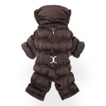 Puppy Angel Luxury FDJ Padded skipak brown Small