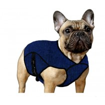 Aqua Coolkeeper Cooling Pet jacket Pacific blue