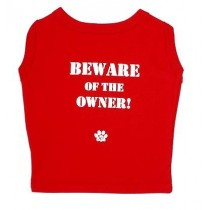 Beware of the owner rood