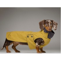 tQel waterproof coat Zermatt Mustard