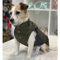 tQel   Artic Olive light down jacket www.hipdogs.nl