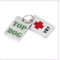 ID Tag Top Dog/VET