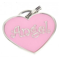 ID Tag Angel heart