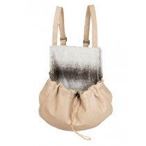 Jack and Vanilla Jackie Kangaroo Bag Taupe