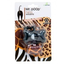 Mr Poop Wildlife zwart