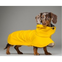 tQel raincoat  TinTin  yellow