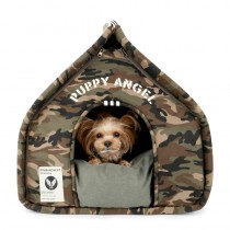 Puppy Angel(R) ALAKKE(TM) Camo Basecamp