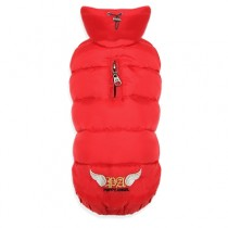 Puppy Angel Urban Outdoor FDJ Padded Vest red