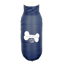 Puppy Angel Love Bone Boa Padded Vest blue