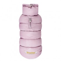 Puppy Angel Love Faux Down Padding Vest (Regular, Snap) pink Alleen nog in de maten small en S/M