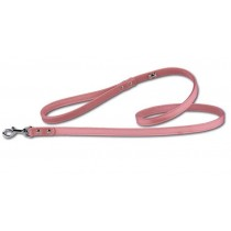 Leiband Pettarazzi Artleather silverbones Pink