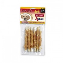 Antos  raw hide roll with chicken 6 stuks