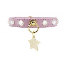 Funkylicious Crystals Pink halsband