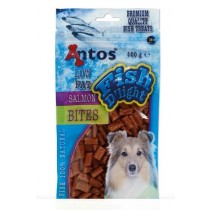 Antos Fish D'light Salmon Bites 100 gr