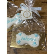 Dolcimpronte - Welcome Cookie blue