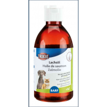 Trixie pure zalmolie 250 ml