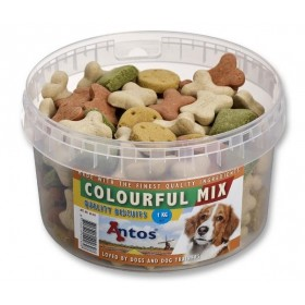 Antos Colourful mix 1 kg grote hond