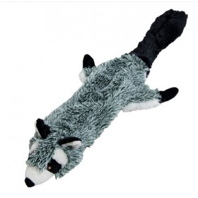 Jack and Vanilla Flatties toy Raccoon