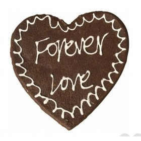 "Hondenkoek ""Forever Love"""