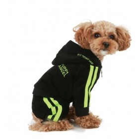 Puppy Angel(R) Hipster Track Suit black