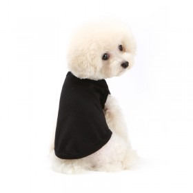 Puppy Angel MAC Daily Sleevelss T-shirts black