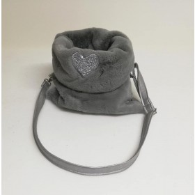Eh Gia  bag Bandoliera Grey